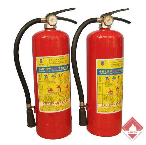 Bình chữa cháy bột BC MFZ8