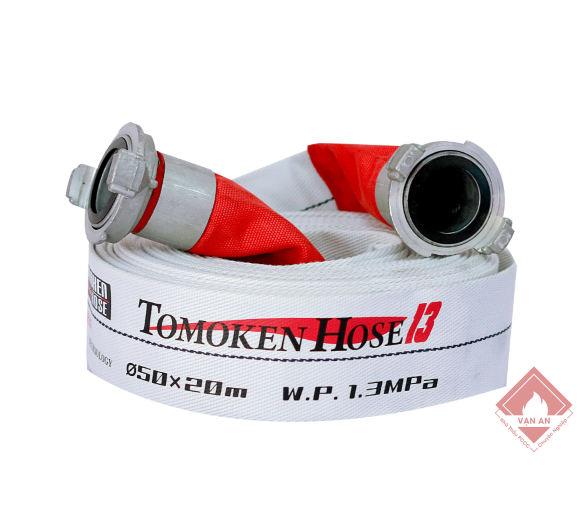 Vòi chữa cháy Tomoken DN50 20m 13Bar