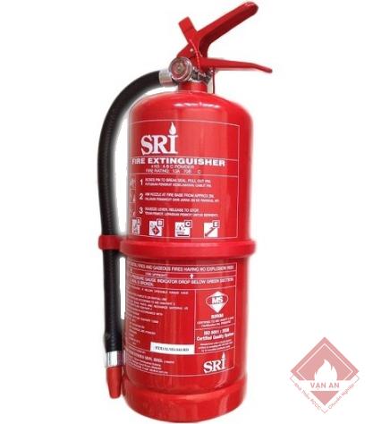 Bình chữa cháy SRI bột ABC 6kg