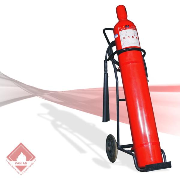 Bình chữa cháy khí CO2 MT24