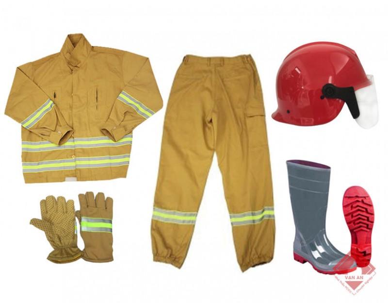 Bộ trang phục PCCC theo thông tư 48