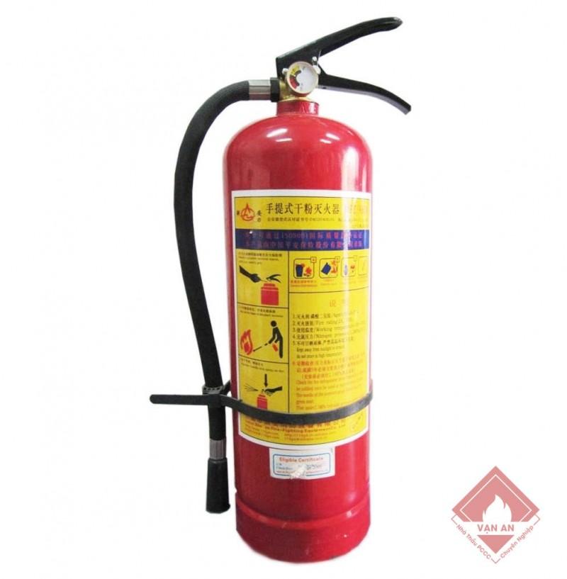 Bình chữa cháy bột ABC MFZL4