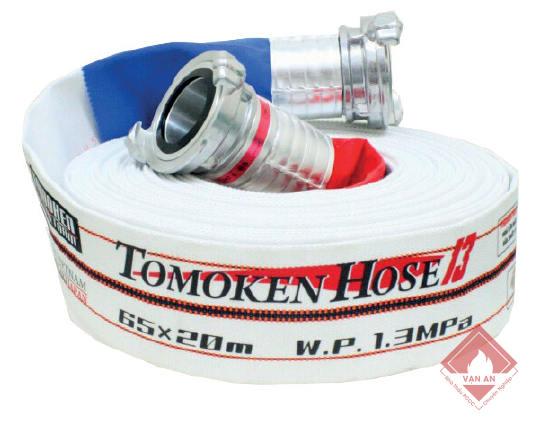 Vòi chữa cháy Tomoken DN65 20m 13Bar
