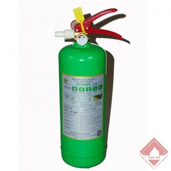 Bình chữa cháy gốc nước Ecosafe 2lit
